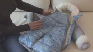 видео комбинезоны для новорожденных