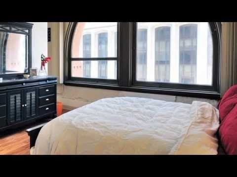 Bank And Boston Lofts Apartments Video Tour