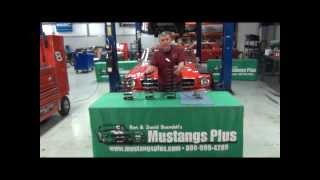 How To Install Mustang Coil Springs