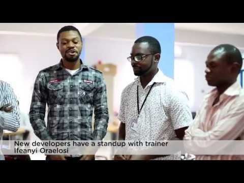 Meet Nadayar Enegesi: Andela's Director of Training
