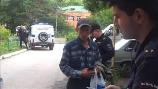 как надо выходить из полиции, если задержан не законно(, 2016-07-16T16:51:01.000Z)