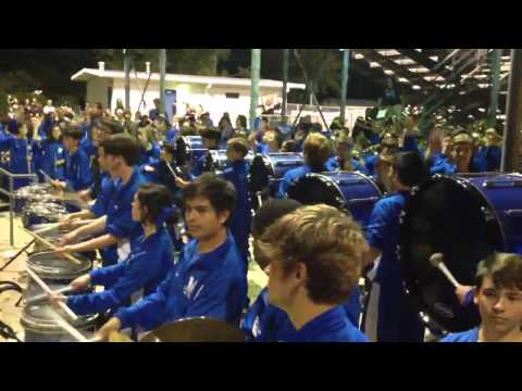 20122013 Mandeville High BandNeck