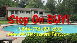 4407 Molesworth Ter., Mount Airy, MD 21771|House For Sale| Mt. Airy|Poolside Living