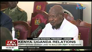 Kenya offers Uganda land in Naivasha