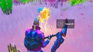 """Follow TheTreasure MAP Found IN Dusty Divot Season 5 Challenges """" FREE TIER"""" Fortnite"""