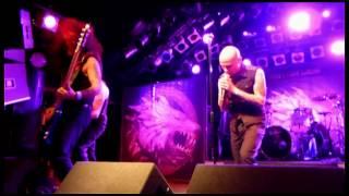 Steve Harris British Lion - The chosen ones (Live KB Malmö 2013-03-12)