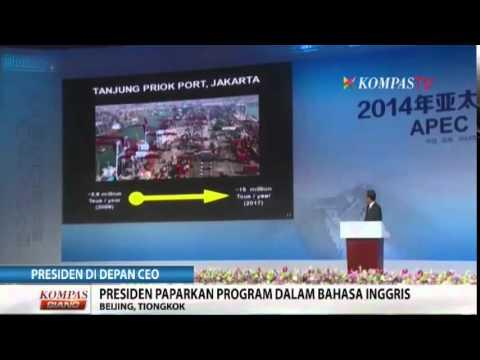 Jokowi Ajak Para CEO Berinvestasi Di Indonesia