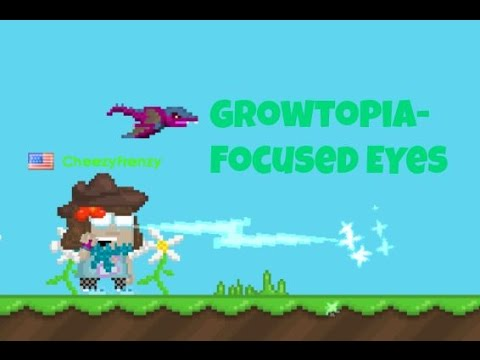 Growtopia-Focused Eyes - YouTube