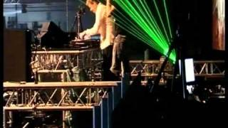 Ferry Corsten ( System F ) - Out of the Blue ( Violin Mix Live ) @ Masquerade ( DVD Cut )