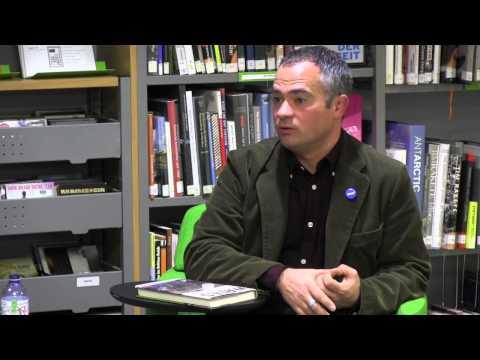 Culture talks @ Goethe: Marcello Di Cintio (Part II)