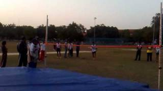 High Jump (ultimate Fosbury Flop by jumPee ) @ IITR