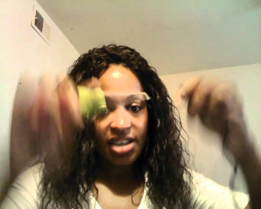 Crochet Braids with Human Hair Beautiful!!! - YouTube