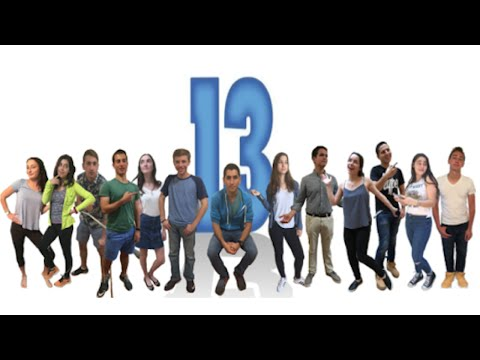 "SW Class of 2016 Presents ""13: The Musical"""