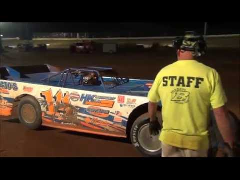 "Midway Speedway $4,444 To Win Late Model ""Topless 44"" 7-1-2016"
