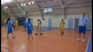 академия КазАСТ ролик нарушения правил в баскетболе 11 12 14