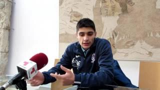 Video Rolda de prensa no Museo de Lugo de Sergi Quintela