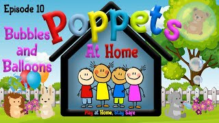 Poppets - Series 1 Episode 10 - Bubbles and Balloons