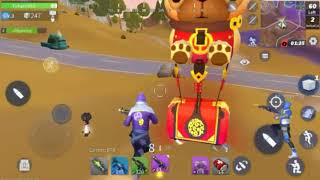 release android Fortnite yet?? Play this game aja-creative destruction