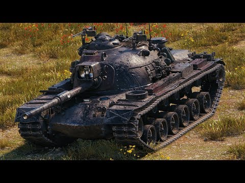 World Of Tanks M48A5 Patton - 8 Kills 13K Damage
