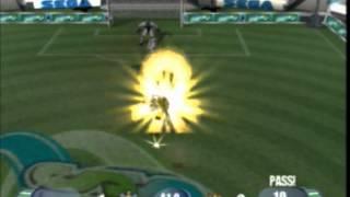 Sega Soccer Slam - Robot vs Ohm