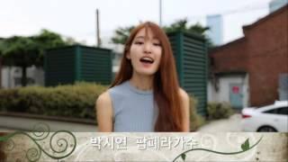 팝페라가수 박시연 새만금 동서통합도로 인터뷰