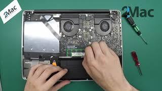видео Надежный ремонт MacBook в Киеве
