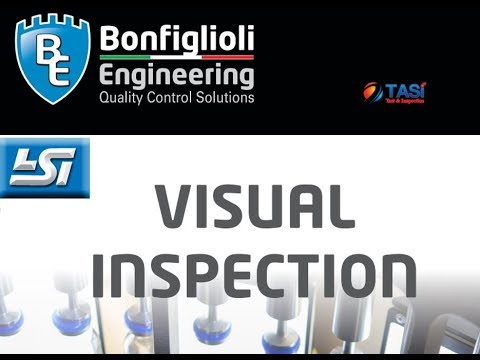 Life Scientific - Bonfiglioli Visual Inspection