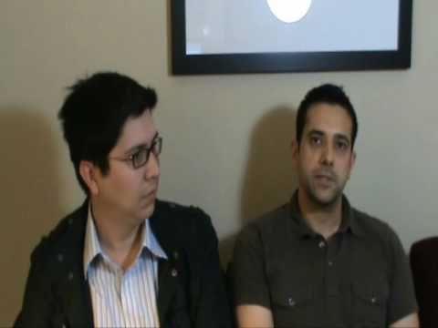 Longtail: AJ Morales and Sandeep Bisla of Longtail Studios, Halifax, Canada with Game Careers .BIZ