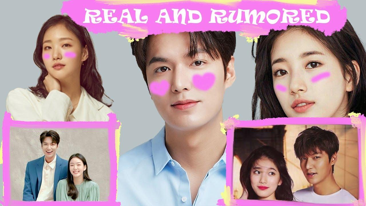 Bae Suzy ❤ Lee Min Ho ❤ Kim Go Eun Real and Rumored