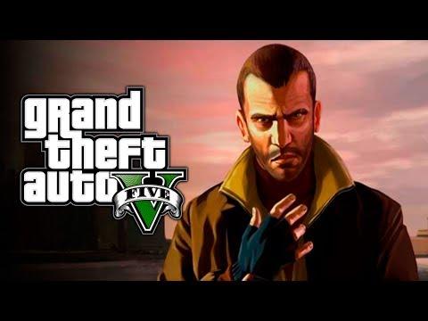 GTA 5: Is Niko Bellic Dead? What Happened To Niko Bellic? (GTA V)
