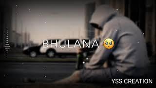 Mumkin nahi hai tujhko bhulana 💔- Lambiyan si judaiyan - WhatsApp status  Sushant - Kriti  
