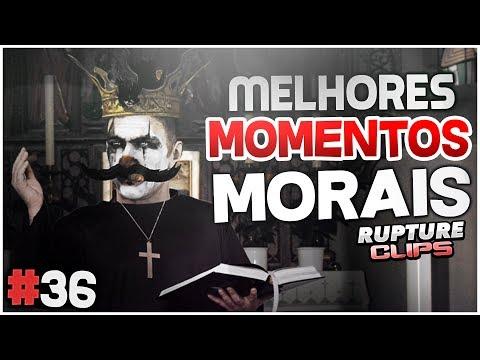 #36 MORAIS: TWITCH MELHORES MOMENTOS