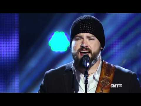 Zac Brown Band & Amos Lee Colder Weather (Live)