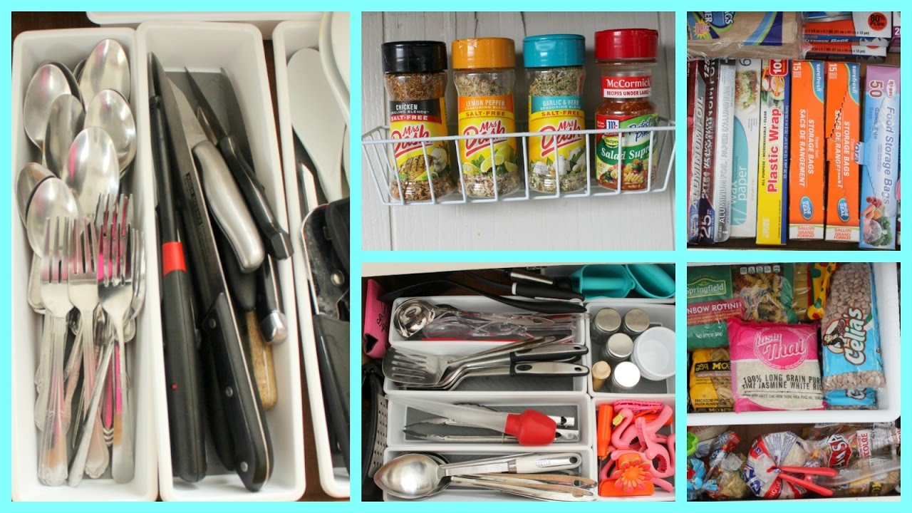 easy dollar store kitchen organization ideas part 2 youtube easy dollar store kitchen organization ideas part 2