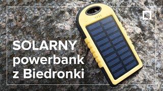 Nie kupuj takiego powerbanku solarnego