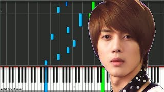 Boys Over Flowers - La Romanesca Piano Tutorial
