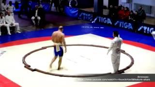 Сумо. Чемпионат России