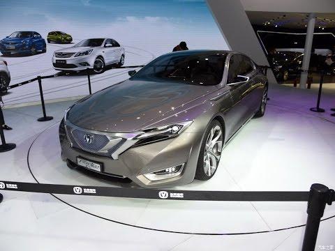 Changan Raeton CC - 2015 Shanghai Auto Show