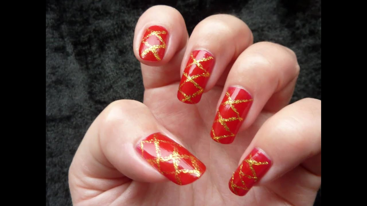 October 2010 Nail Photo Gallery Nail Art Manicure Polish ...