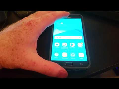 2 month user review of Samsung J7 Sky Pro - Total Wireless,  hotspot = No