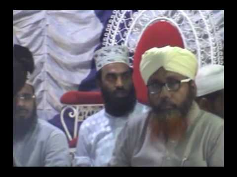 Naat By Zafar Aqeel( Must watch) at Qadriya Habibia