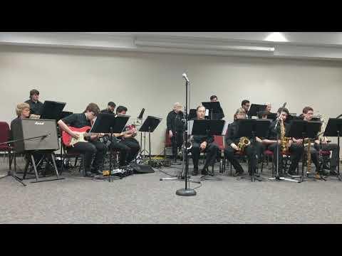 Alvin Community College Jazz Concert: Spring 2019