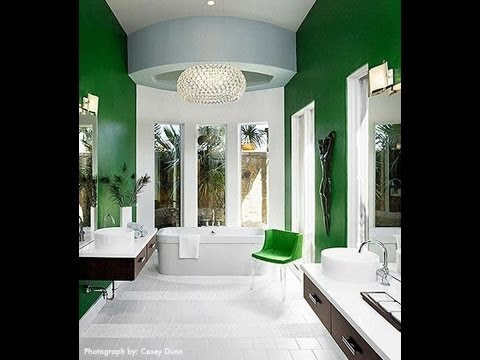 utiliser le vert emeraude en d coration couleur 2013 de pantone youtube. Black Bedroom Furniture Sets. Home Design Ideas