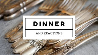Dinner and Recations