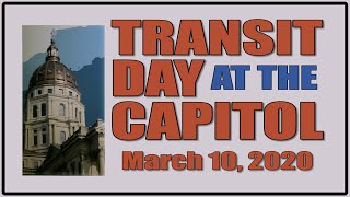 Transit Day at the Capitol 2020