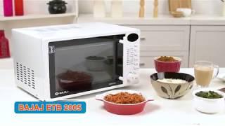 Bajaj ETB 2005 Microwave Oven