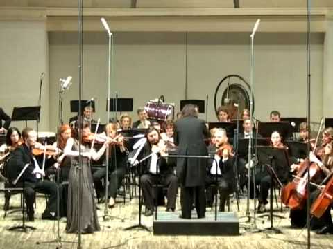 Barber-Violin Concerto-Elena Revich
