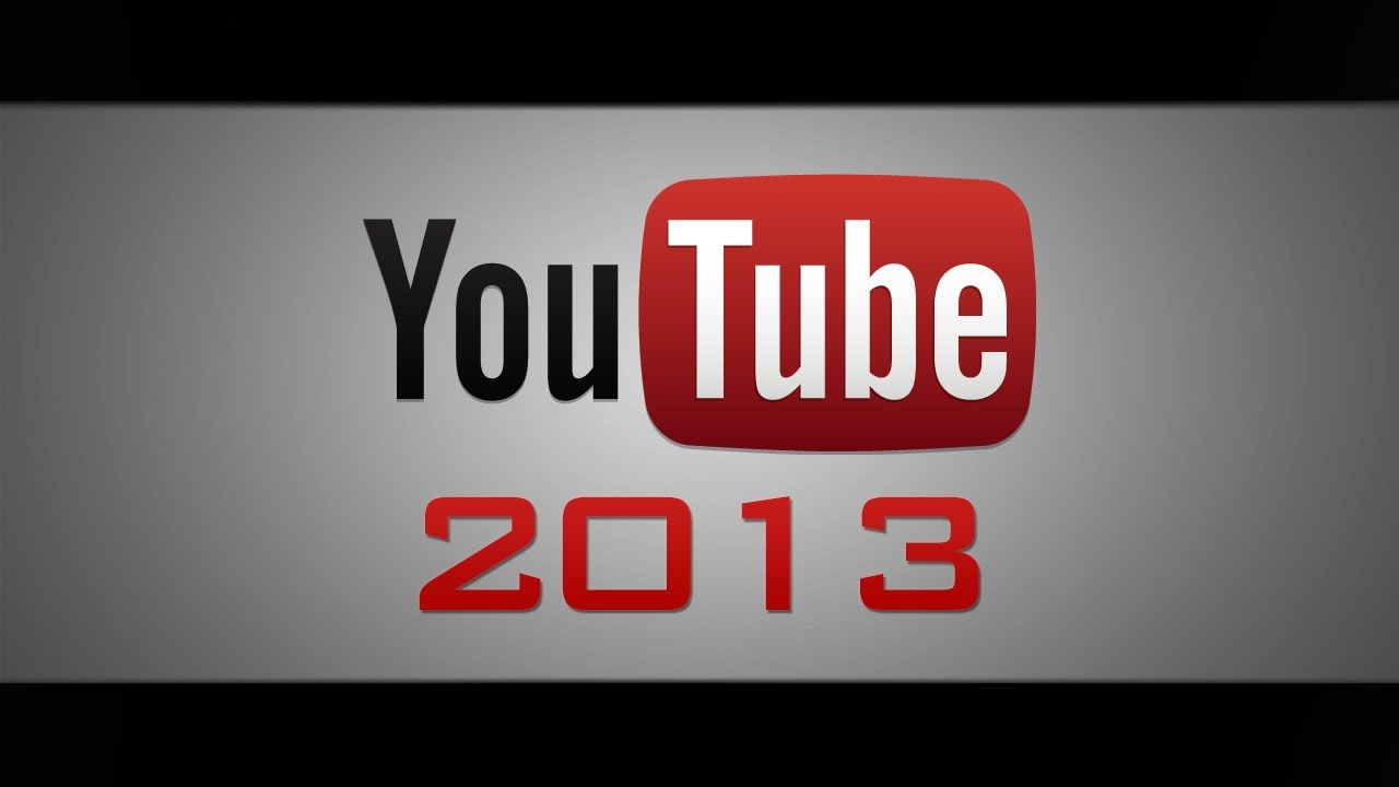 Free 2013 Youtube Banner Template For The New Channel