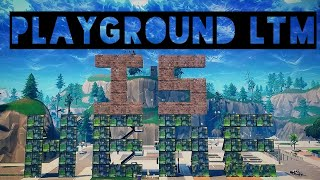 Playground LTM Free-4-All [w/ Christian, Caveman, & Flusher] (Fortnite: Battle Royale)
