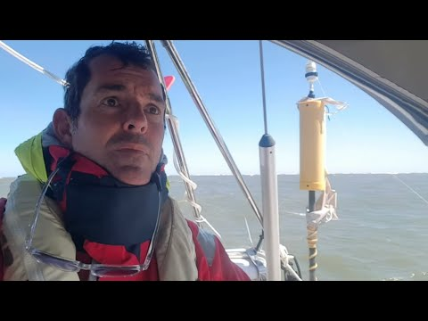 SAILING TO FLORIDA, AND A NEAR DISASTER !